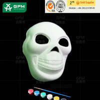 Hot selling printable sexy halloween adult mask with low price