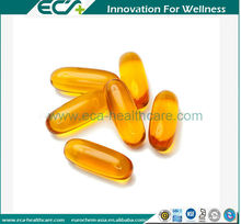 Bodybuilding Supplements Fish Oil Softgel 1000mg