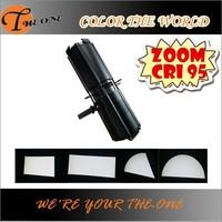 CRI95 200W zoom light dj led gobo projector