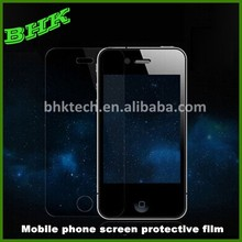 HD explosion proof mobile phone screen protective film for iphone 5 5s 5c ,9H tempered glass film