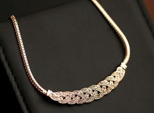 Fashion necklace imitation jewellery pictures cxt92028