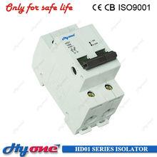 1p 2p 3p 4p c45n isolator c45 switch-disconnector spn main switch