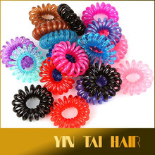 Kids and adults hairbands hair rings Headband Multi Color telphone ring wholesale price