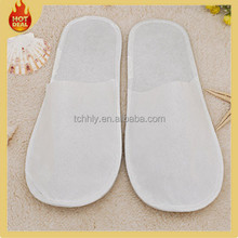 House indoor ladies elegant disposable slippers hotel