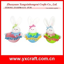 Easter decoration (ZY13S786-1-2-3 17CM) wholesale easter baskets