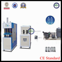 HZ-880 semi automatic stretch blow moulding machine