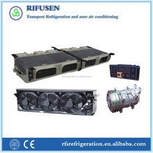 bottom mounted middle size auto bus air conditioner
