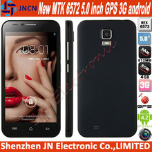 2014 new products MTK 6572 ram 512mb rom 4gb android 4.2 dual cameras 3g cheap mobile