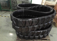 Top Selling Excavator Rubber Track