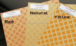 competitive price brown color Diamond resin coated paper for oil transformer winding