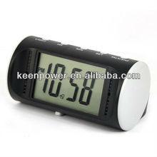 Motion Sensor Digital Alarm Clock with Camera