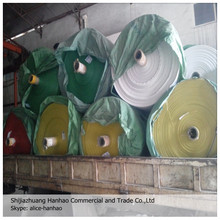 tubular pp roll fabric pp fabric for bags pp woven fabric