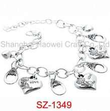 SZ-1349 Latest product originality anti-static bracelet in many style