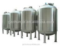 CK0.5T stainless steel hot water tank water tanks water storage tank 10000 liter price for water treatment plant