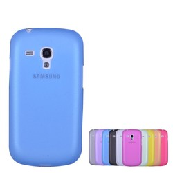 factory wholesales cheap blank pp mobile phone case for samsung s3/s4/9500