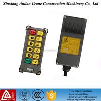 remote control light switch XJ-A8S wireless crane remote control