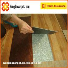 Trade assurance washable pvc/Vinyl flooring rolls