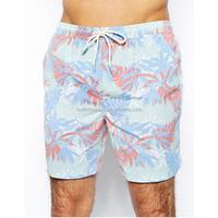 2014 summer fashion new design man's swimming shorts