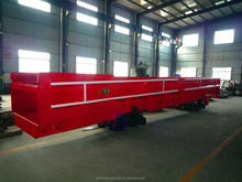 2 cubic meter railway fixed mining wagon for sale