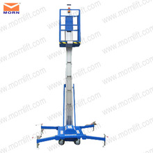 single mast commercial motorcycle lifts for single person