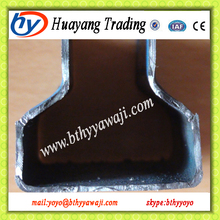 Thick Steel Plate Used to Make Shelf Rack Roll Forming Machine