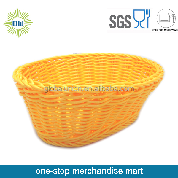 Rattan Flower Baskets : Rattan flower storage picnic basket buy