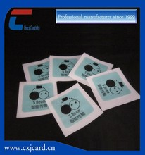 Hot selling 13.56mhz nfc tag/rfid tag/ rfid label/sticker