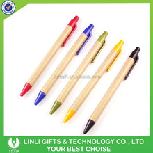 Favorable Price Retractable Ball Pen with Recycled Paper Tube