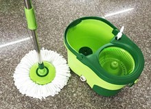 360 easy mop with wheels (bucket mop, rotation mop, 360 degree easy cleaning mop , 360 swivel mop, 360 mop, spin mop) )