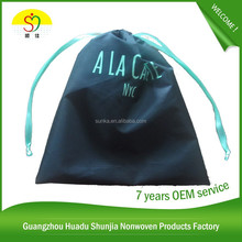 Top Quality Eco-friendly 190T Polyester Drawstring Bag Polyester Bag (SJ-S-023)