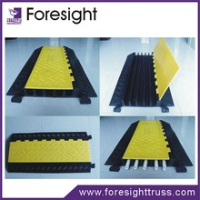 foresight Industrial 5 Channel Cable Ramp with Heavy-Load Capacity