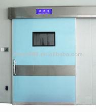 Hospital air tight sealed automatic sliding door