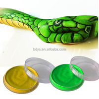 Hottest sale world cup football water based modern Face painting