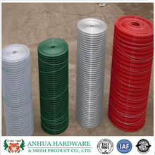 Galvanized/PVC Coated/Stainless Steel Welded Wire Mesh for Sport Fence