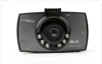 G30 Novatek NT96650 wifi H.264 MOV 1080p hd car dvr 60fps with wide viewing angle