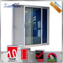 Balcony door design/Balcony sliding doors/Double glazed soundproof balcony aluminium door