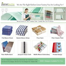 Tea Towels Dish Towels Manufacturer