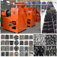 coke/coal/carbon powder briquette making machine(factory supply)