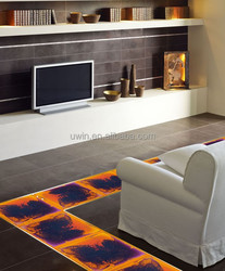 Newly designed surfloor brand decor color vinyl liquid easy peel and tile instal
