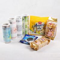 JC green bread plastic multilayer packaging film/bags,plastic packaging for cake
