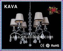 9516/6P Good sales crystal chandelier 2012