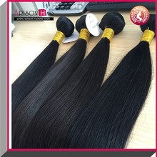 Cheap Price Top Quality Unprocessed 3 Bundles Red Brazilian Hair Weave