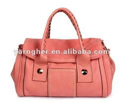 fashion pu leather bags 2012 for ladies