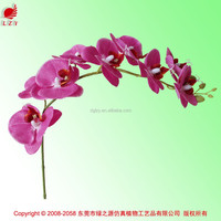 Wholesale artificial orchids colorful orchids for sale real touch orchids plants