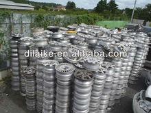 recycled Aluminum Scrap Wheels