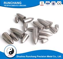 high performance cheap tungsten carbide bullets weight