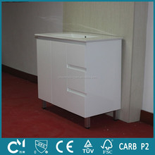 bathroom design/white bathroom Furniture/MDF Bathroom cabinet