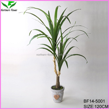 2014 newest 120 cm artificial potted plant on sale