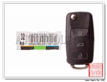 315Mhz auto key for VW Remote Key 3 Button 1 JO 959 753 DJ for America Canada Mexico China [AK001006]