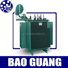 s9 three phase dyn11/yyn0 high voltage power transformer price